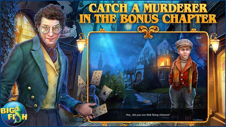 Chimeras: The Signs of Prophecy - A Hidden Object Adventure screenshot-3