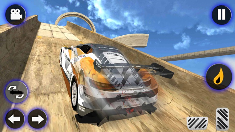 Extreme City GT Racing Stunts screenshot-3