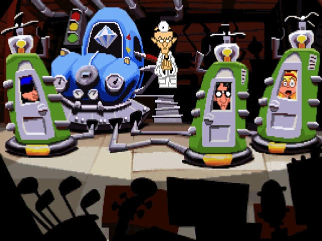 Day of the Tentacle Remastered Screenshot