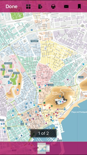 Alicante Benidorm Denia Transport Maps Info Summer 2016