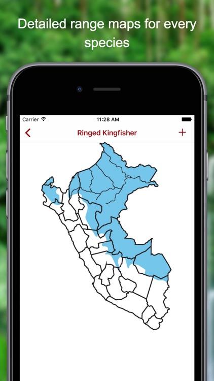 Birds of Peru screenshot-3