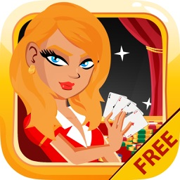 Blackjack Card Casino 21 Free - Las Vegas Edition