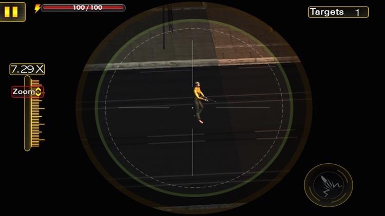 Sniper Strike 3D screenshot-3