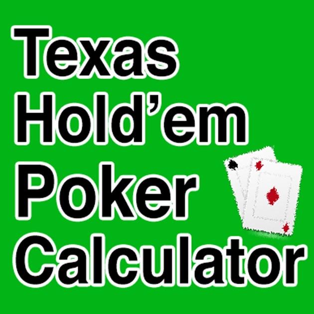 Texas holdem poker calculator free download