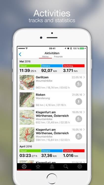 bergfex Tours & GPS Tracking screenshot-4