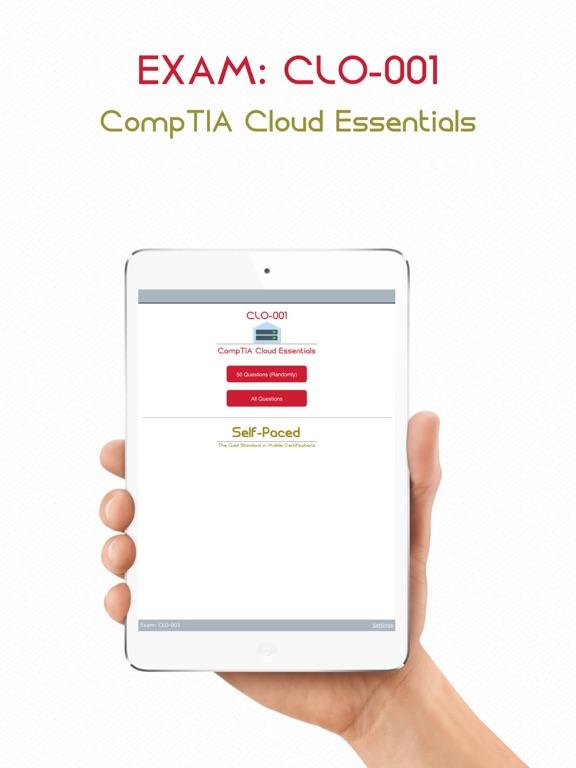 Screenshot #4 pour CLO-001: CompTIA Cloud Essentials - Self-Paced