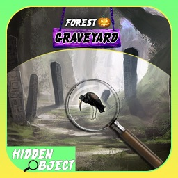 Forest Graveyard : Hidden objects Investigation Fun