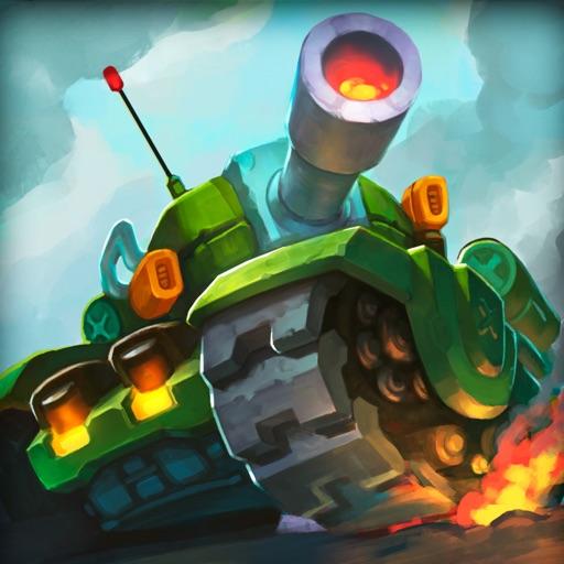 Battle City : 3D classic nes game iOS App
