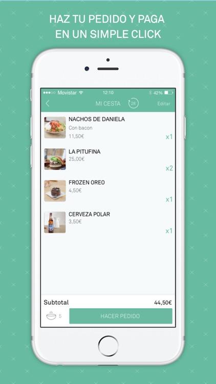 Take Eat Easy - Comida a domicilio screenshot-3