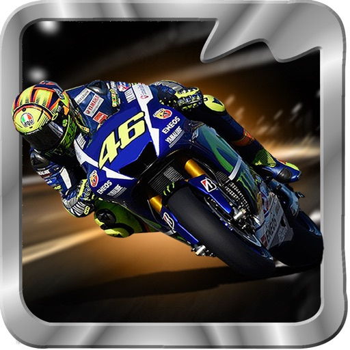 Speedway Bike Simulator - Real Classic Race icon