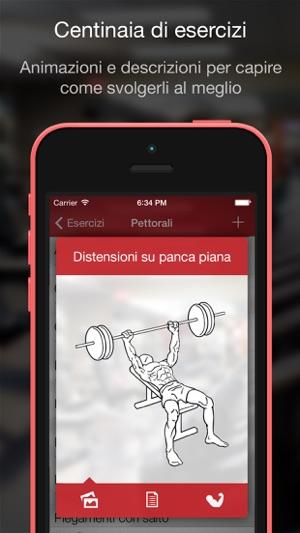 TrainingTime PRO - Il tuo assistente in palestra Screenshot