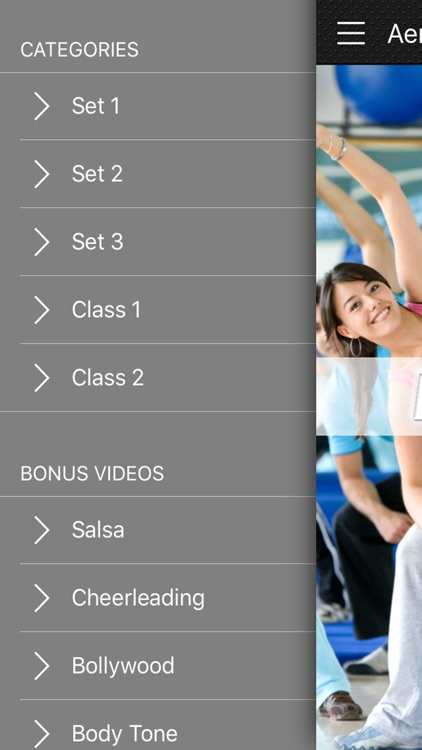 Aerobic Dance Exercises screenshot-1