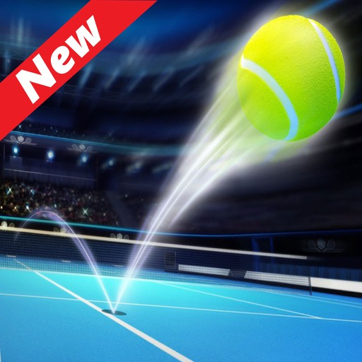 Play Virtual Tennis Champion 3D