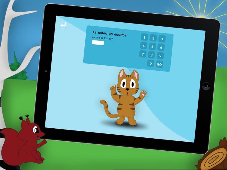 La Gran Carrera cuentos para niños screenshot-3
