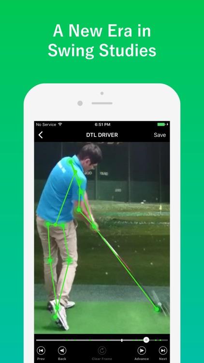 Dr. Swing: Golf Swing Video Analysis