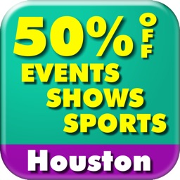 50% Off Houston Shows, Events, Attractions, & Sports Guide by Wonderiffic ®