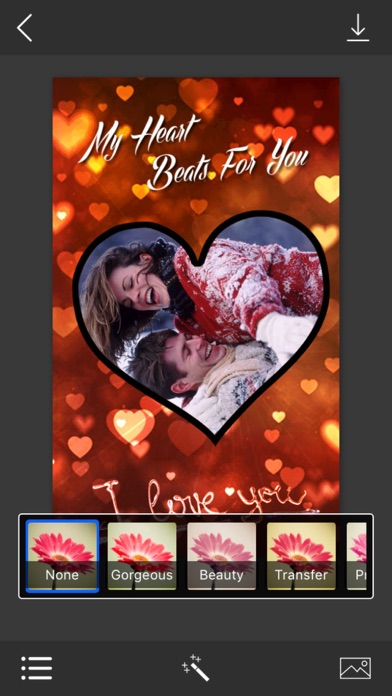 Infinite Love Photo Frames - Decorate your moments with elegant photo frames screenshot three