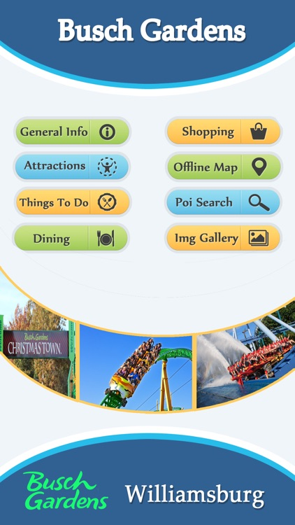 Best App For Busch Gardens Williamsburg Guide