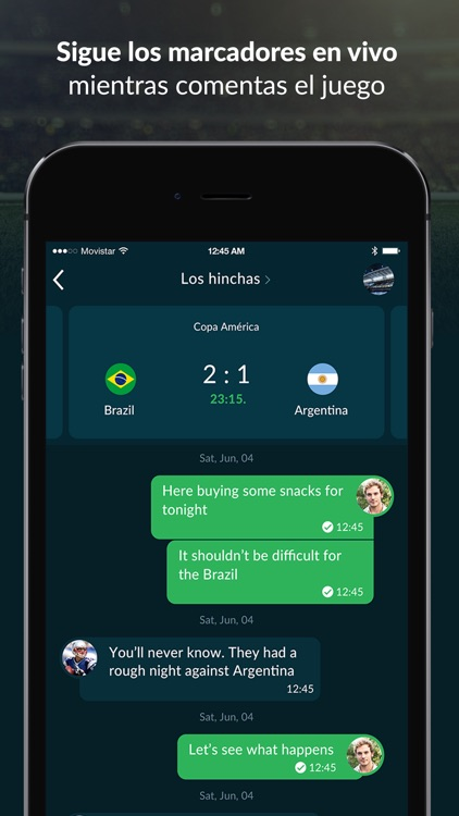 Outscore: El reto del deporte screenshot-1