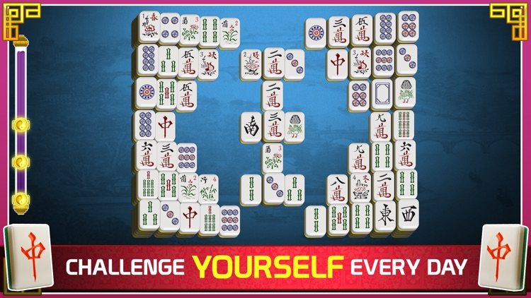 Mahjong - Majong Solitaire screenshot-2
