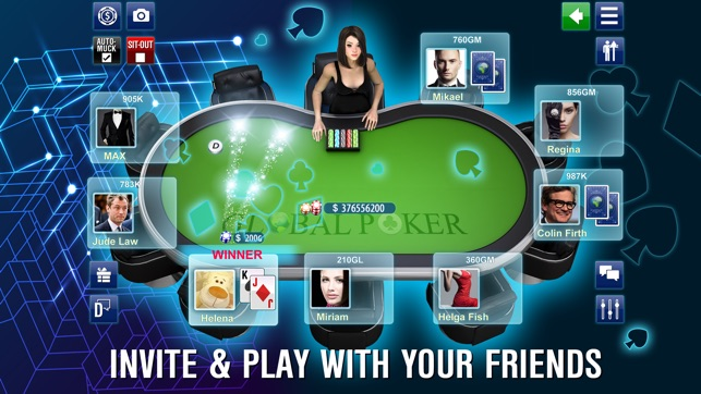 Global poker on ipad seminole casino florida tampa