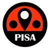 比萨旅游指南地铁路线意大利离线地图 BeetleTrip Pisa travel guide with offline map and Rome metro transit