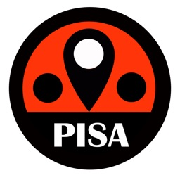 Pisa travel guide with offline map and Rome metro underground transit by BeetleTrip