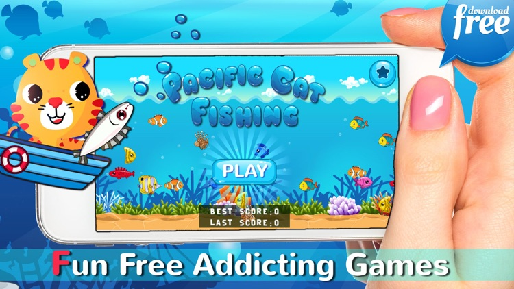 Pacific Cat Fishing Games