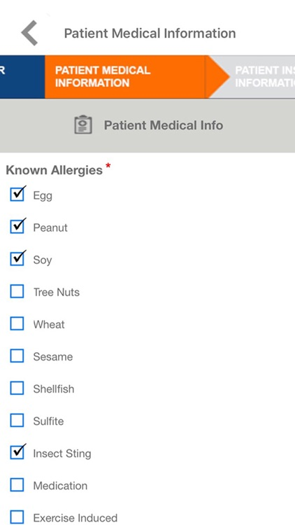 Rescufy - Allergies, Food Allergies & Anaphylaxis