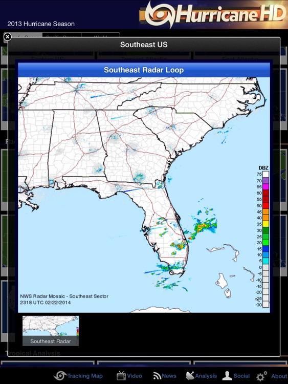 Hurricane HD screenshot-3