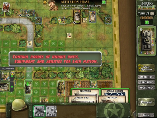 Screenshot #3 for Heroes of Normandie
