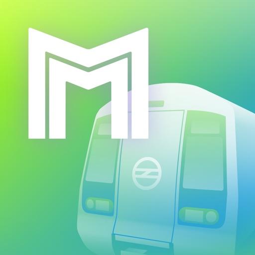 Metro Delhi Subway