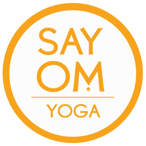 SAY OM YOGA icon