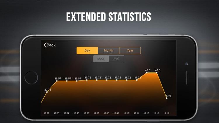 Auto Speedometer - Speed Tracker screenshot-3
