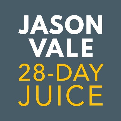 Jason Vale's Super Juice Me! Challenge app logo