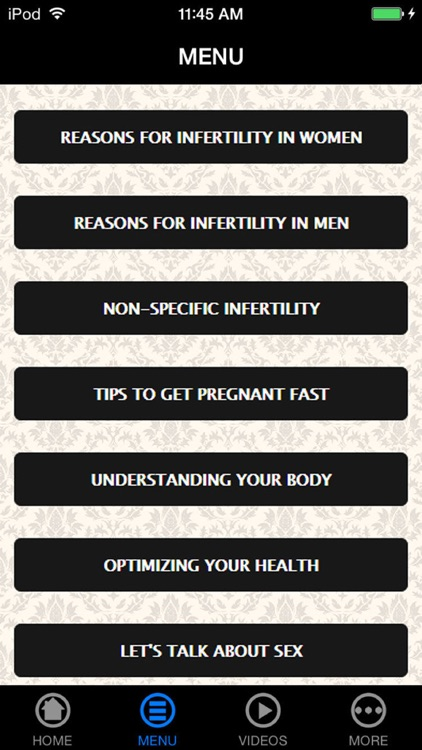Getting Started on Getting Pregnant - Get info of How to, Fast and Planning screenshot-4