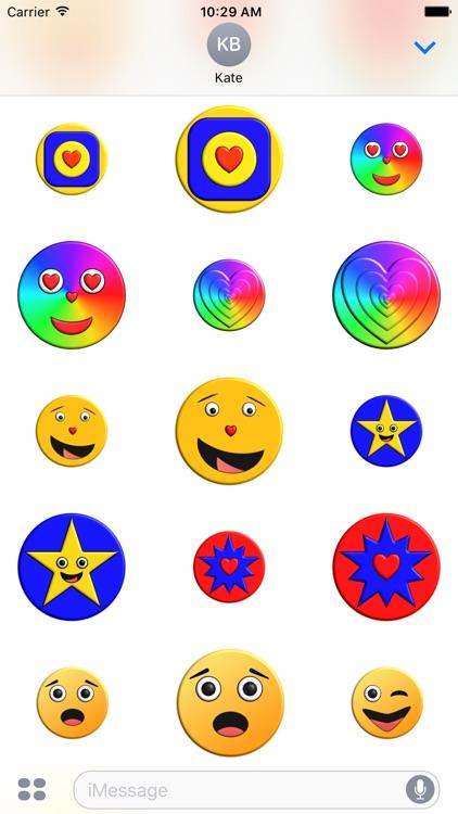 EmojiStar! Stickies screenshot-4