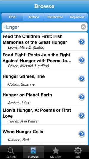 App Store: Kids' Book Finder