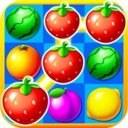 Crazy Fruit Star