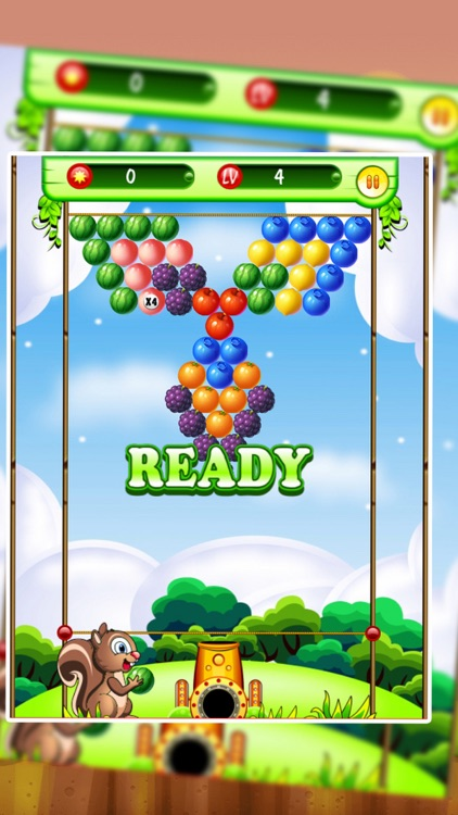 Shoot Fruit Mania - Fruit Ballon Shooter