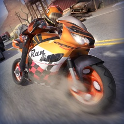 Wild Racing Motorcycle Game