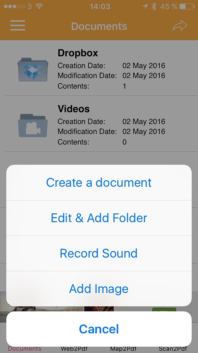 Free Video Player, Offline & Background Player and File Manager Screenshot