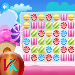 Candy Match Puzzle Logic Colors Sweets