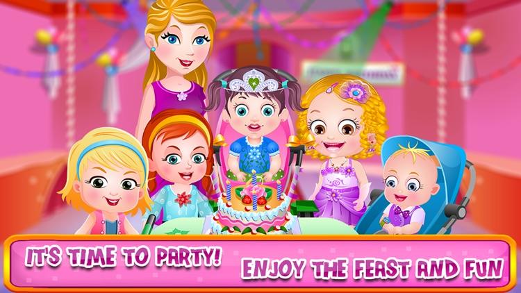 Baby Hazel Fashion Party screenshot-3