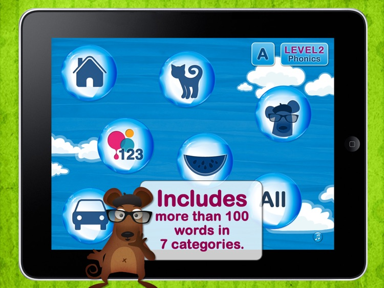 Word Wagon HD - by Duck Duck Moose screenshot-4