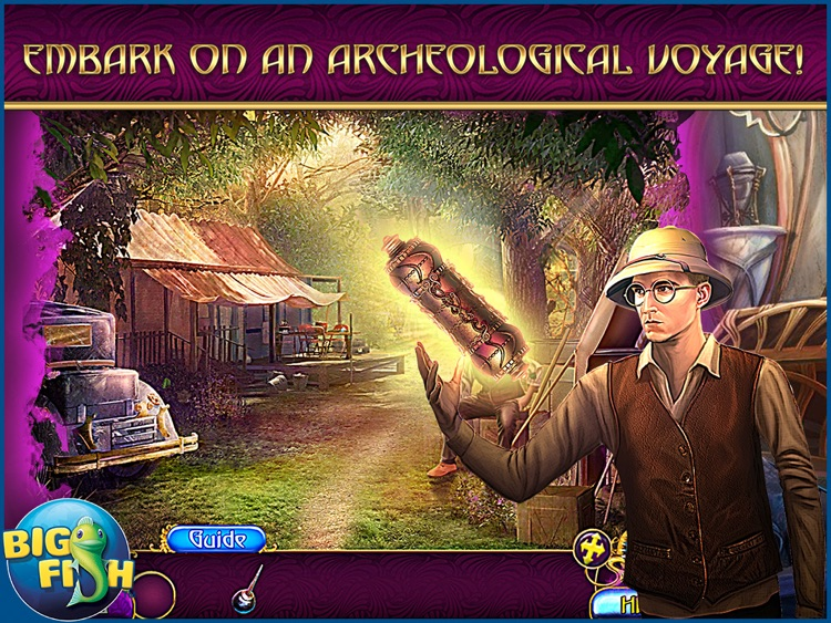 Amaranthine Voyage: The Shadow of Torment HD - A Magical Hidden Object Adventure (Full) screenshot-0