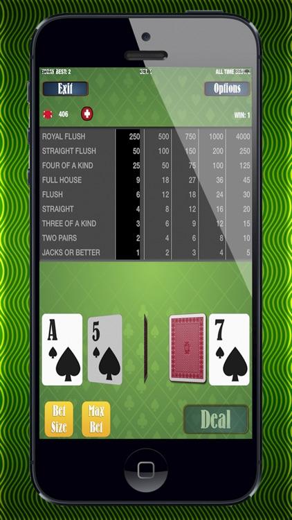 Mega Vegas - Poker City Free screenshot-4