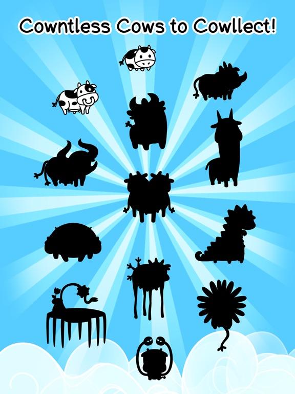 Скачать игру Cow Evolution