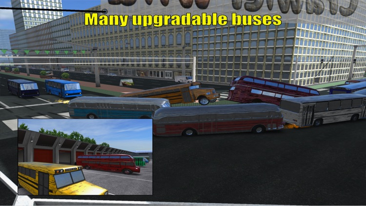 Bus Derby screenshot-3