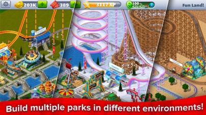RollerCoaster Tycoon® 4Mobile™ Screenshots